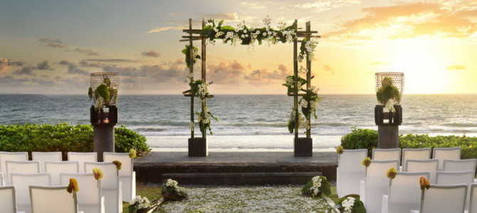 Planning a Destination Wedding in Bali