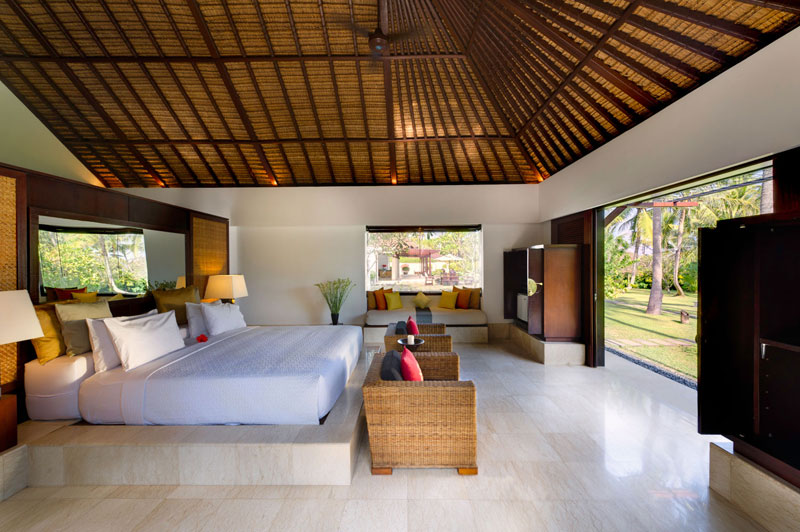 villa kailasha bali luxury private villas - Bali Bedroom Design