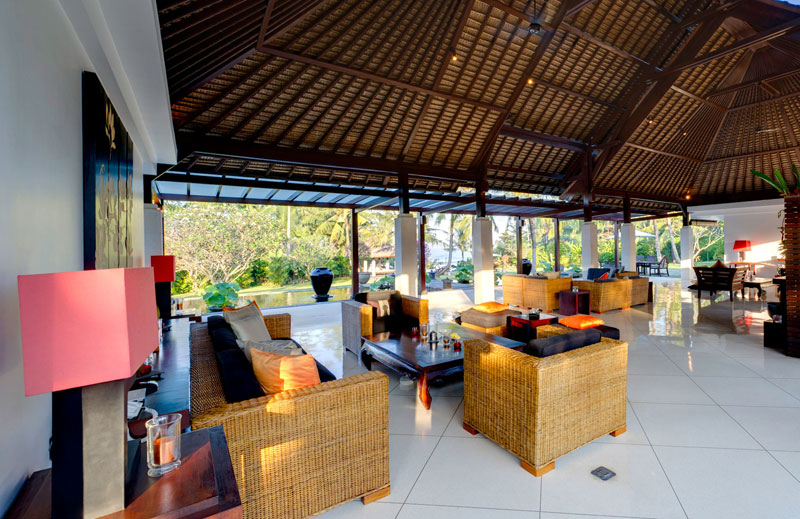 Villa Kailasha 118 99881292366 Living Area