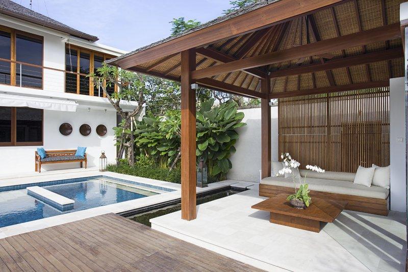 Villa Cendrawasih 160 705271990014 Bale Bengong Overlooking The Pool