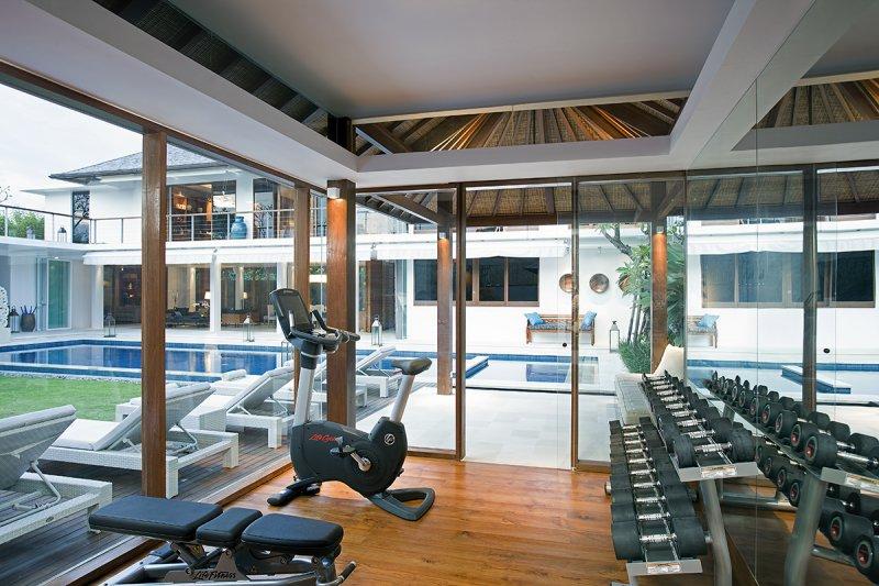 Villa Cendrawasih 160 749419714312 Gym Room