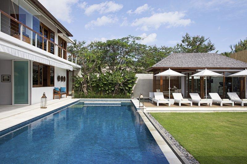 Villa Cendrawasih 160 89612357316 The Private Swimming Pool
