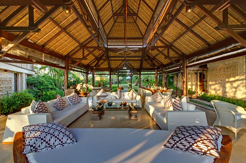Villa Sungai Tinggi   Living Area Copy