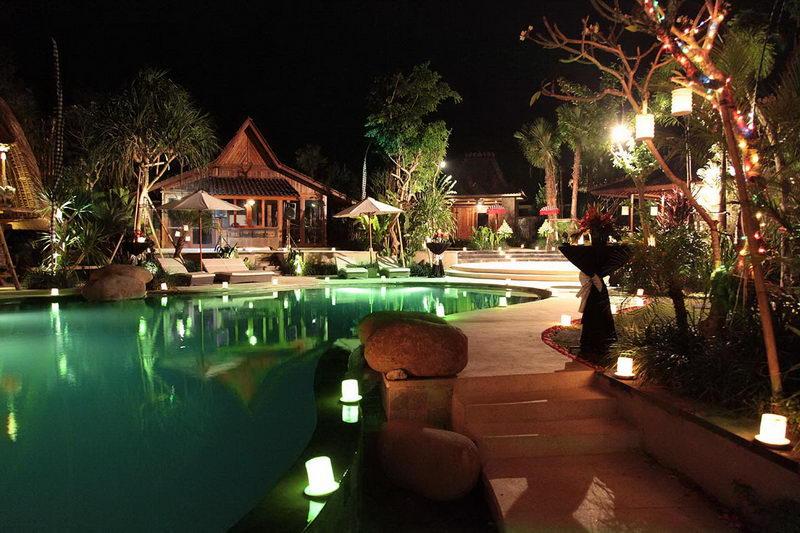 Villa Sati Pool And Garden
