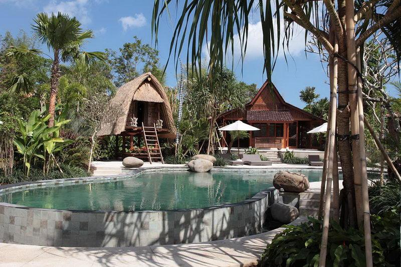 Villa Sati Pool And Joglo