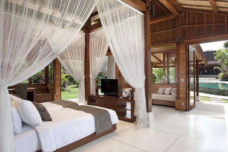 Villa Sati Twin Bedroom