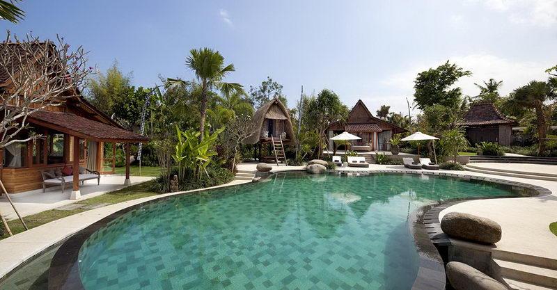 Villa Sati Pool And Villa