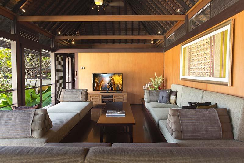 Villa Bayu Gita Residence Media Room