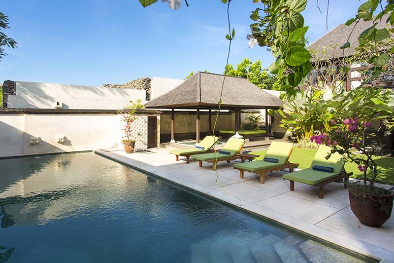 Villa Bayu Gita Residence Poolside