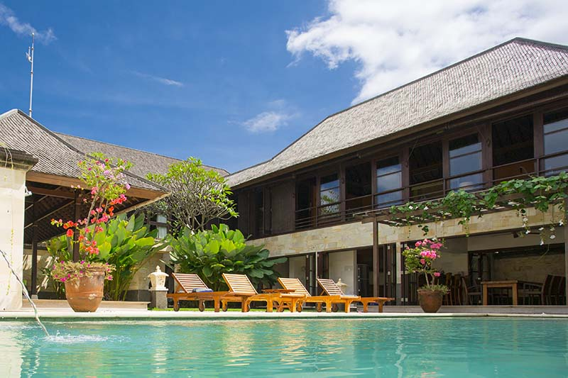 Villa Bayu Gita Residence The Pool
