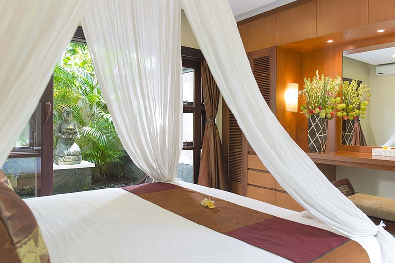 Villa Bayu Gita Residence Bedroom One
