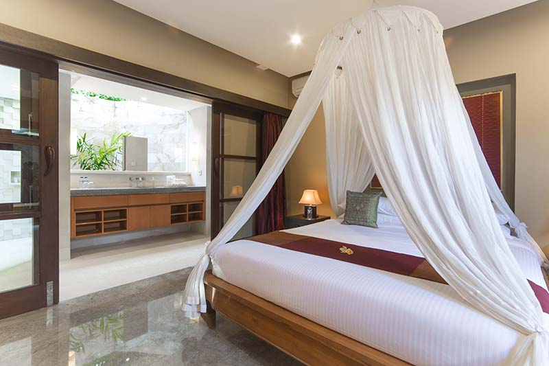 Villa Bayu Gita Residence Bedroom Three