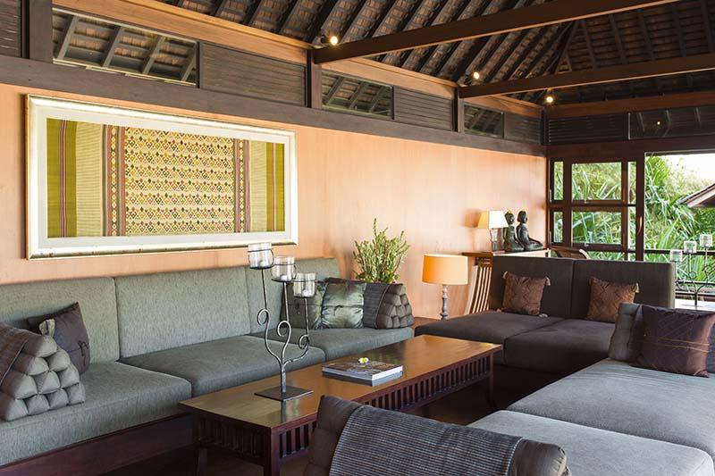 Villa Bayu Gita Residence Living Area 2