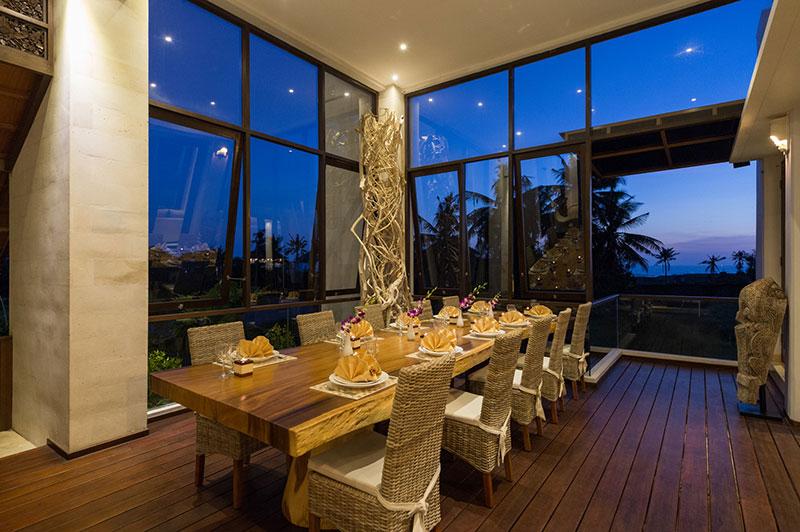 Villa LuWih 211 264959670617 Dining Area
