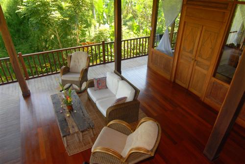 Villa Atas Awan 225 8650347869 Living Area