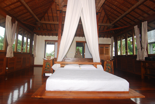 Villa Atas Awan 225 87288816412 Bedroom