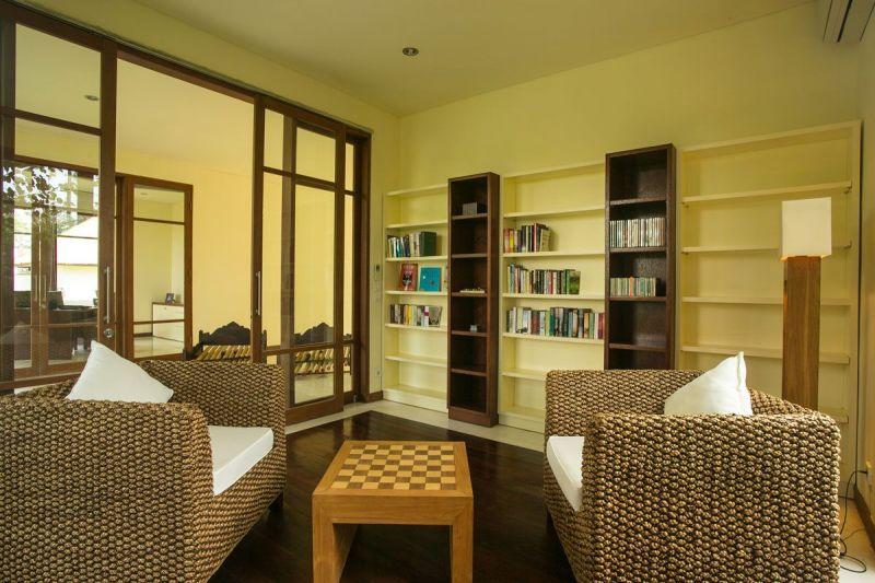 Villa Vastu 227 896016381614 Library Room