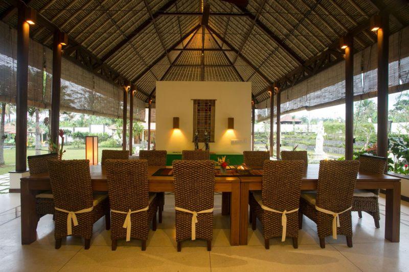 Villa Vastu 227 933059216917 Open Style Dining Area
