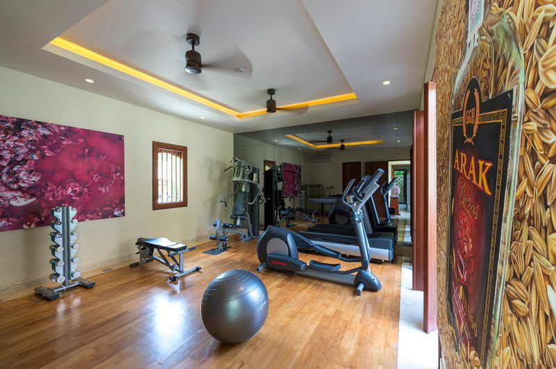 Kaba Kaba Estate 231 761874622623 Gym