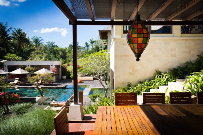 Arsana Estate 232 30827722925 Outdoor Pergola With Pool View