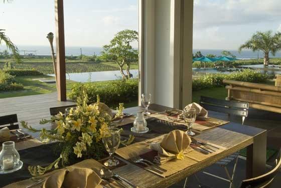 Sanur Residence 233 223906481630 B3 Dining Area