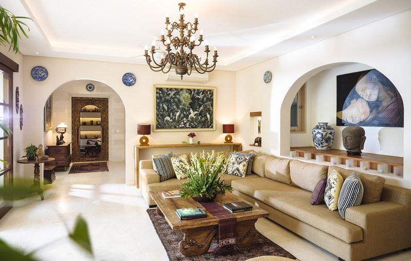 Villa Baganding 234 30058660020 Living Space