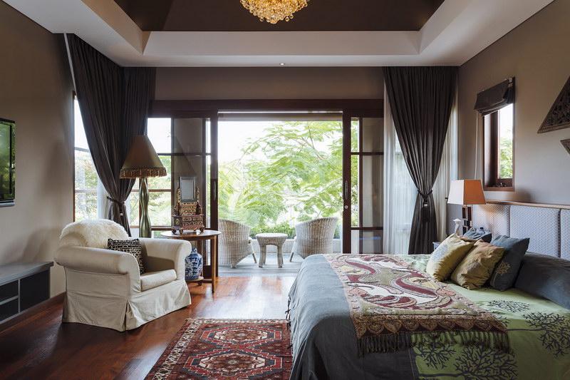 Villa Baganding 234 43175601818 Bedroom Outlook