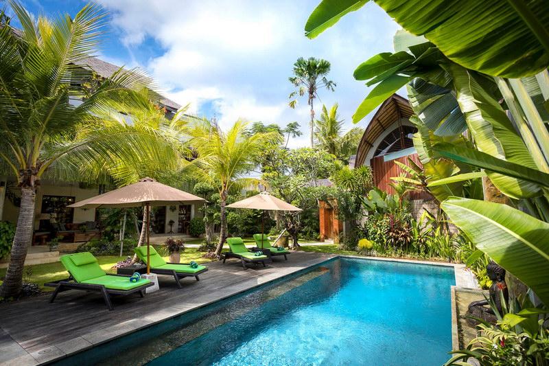 Villa Baganding 234 504504319767 Pool Lounge