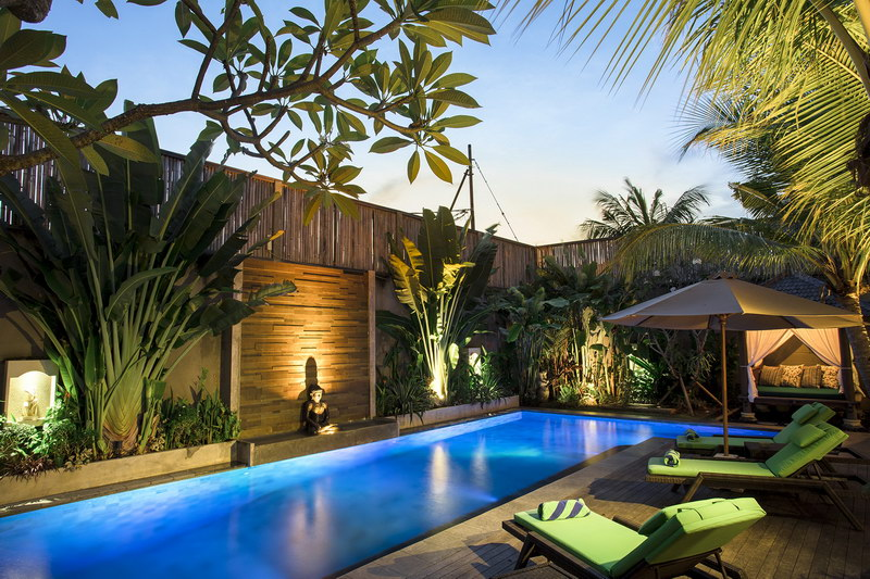 Villa Baganding 234 520753658381 Pool By The Night