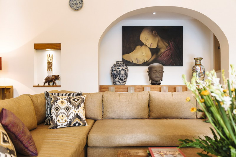 Villa Baganding 234 748267704621 Comfortable Soffa