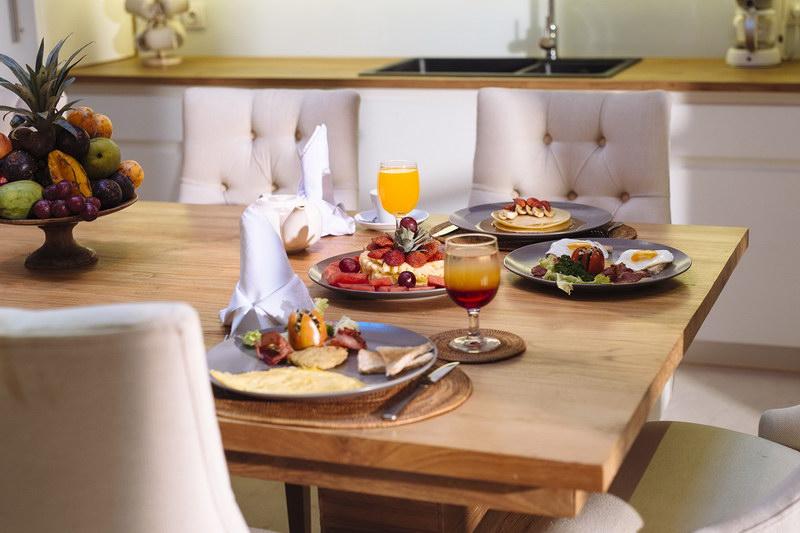 Villa Baganding 234 859275136131 Breakfast Style