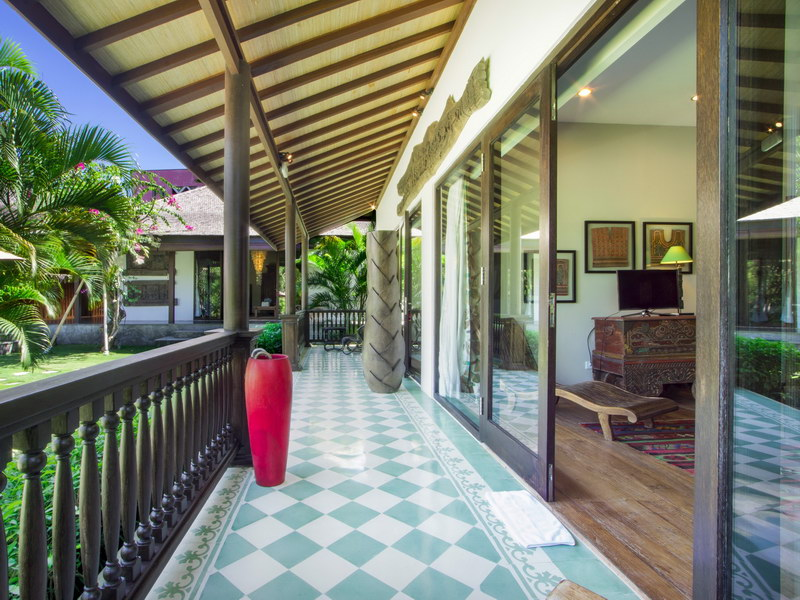 Villa Theo 239 96082087133 Hallway