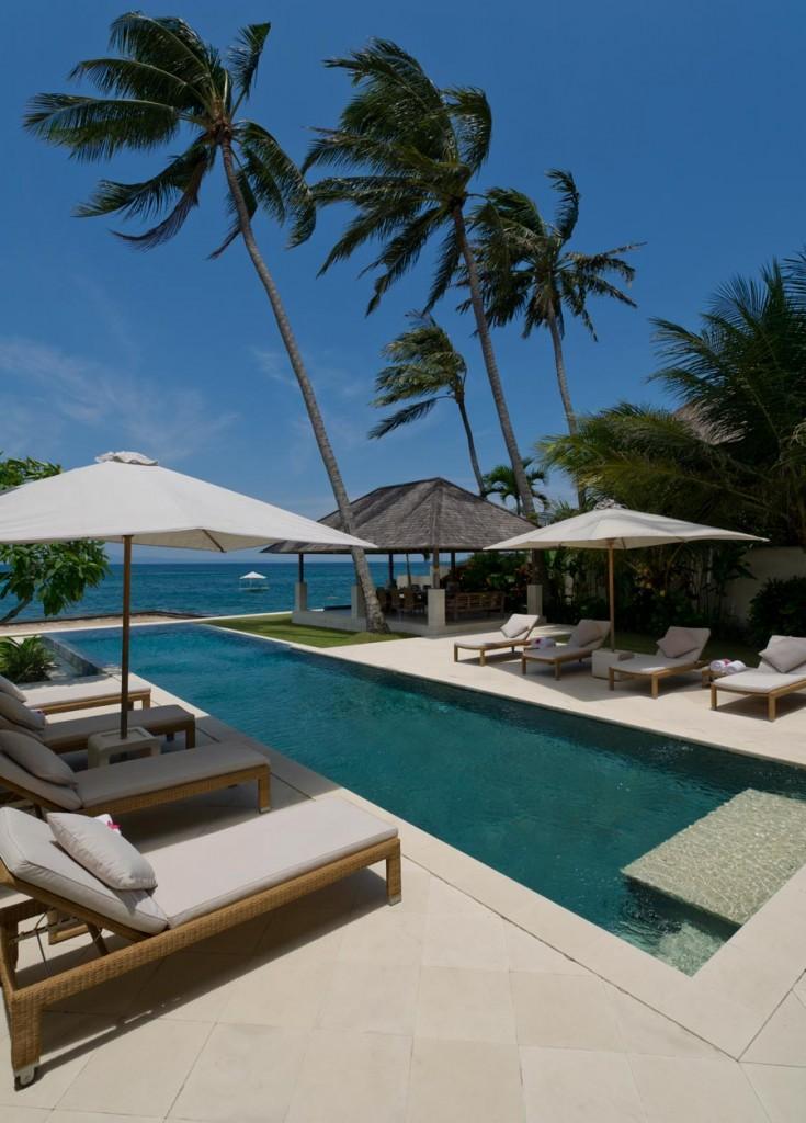 Villa Cempaka @ Siri Mendira Beach Villas 243 603202428612 Poolside