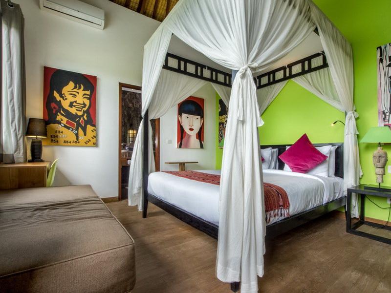 Villa Abagram 260 30777003425 Bedroom