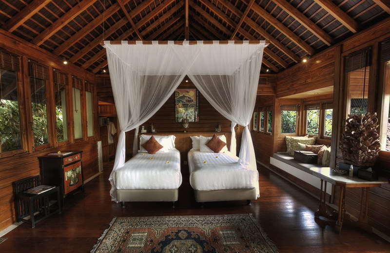 Des Indes Villa I 270 5175608210 Ethnic Twin Room Design At Pavilion