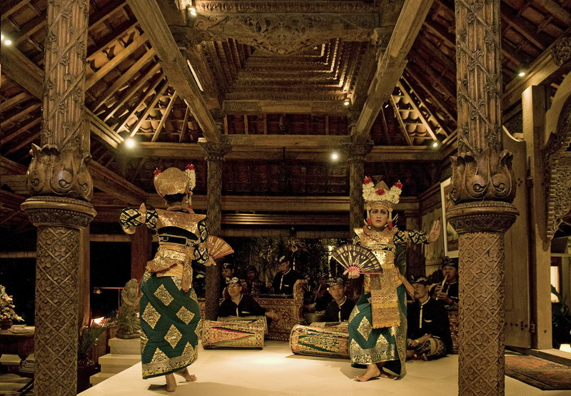 Des Indes Villa I 270 76729333429 Traditional Balinese Dance