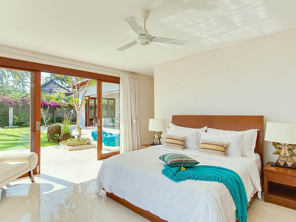Oceanfront Bedroom Interior