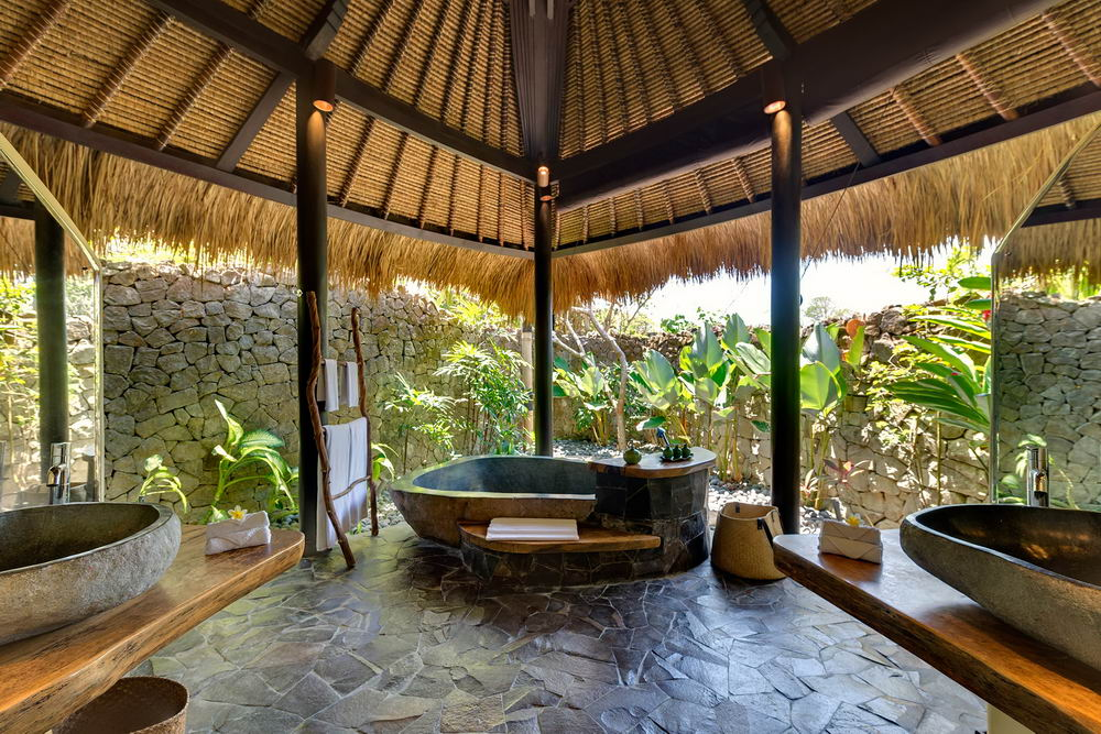 Muladhara Ensuite Bathroom