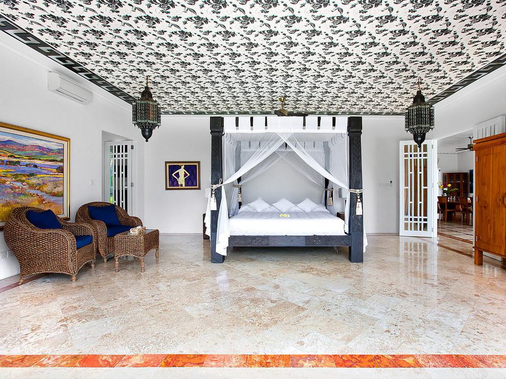 Master Bedroom Ground Floor
