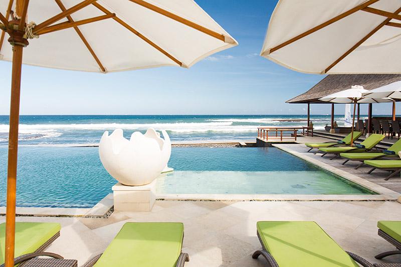 Villa Bayu Gita Beachfront Ocean View