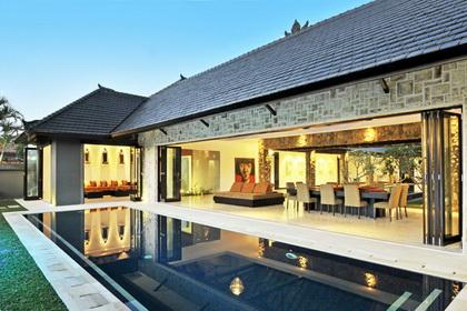 Villa Samudra Raya