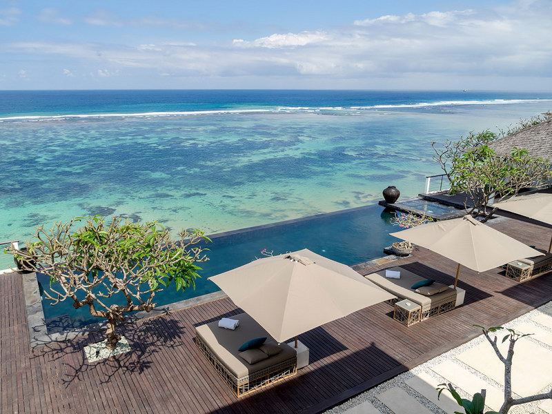 Grand Cliff Nusa Dua - 5BR Villa with Sensational Ocean View