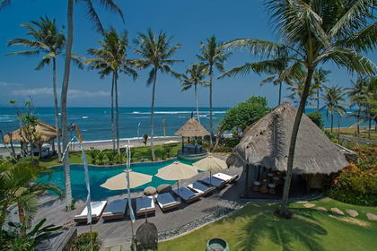 Taman Ahimsa - 7BR Oceanfront Villa on Bali's South-West Coast