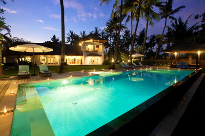 Puri Nirwana - 6BR Beachfront Villa on Bali's South-Eastern Coast